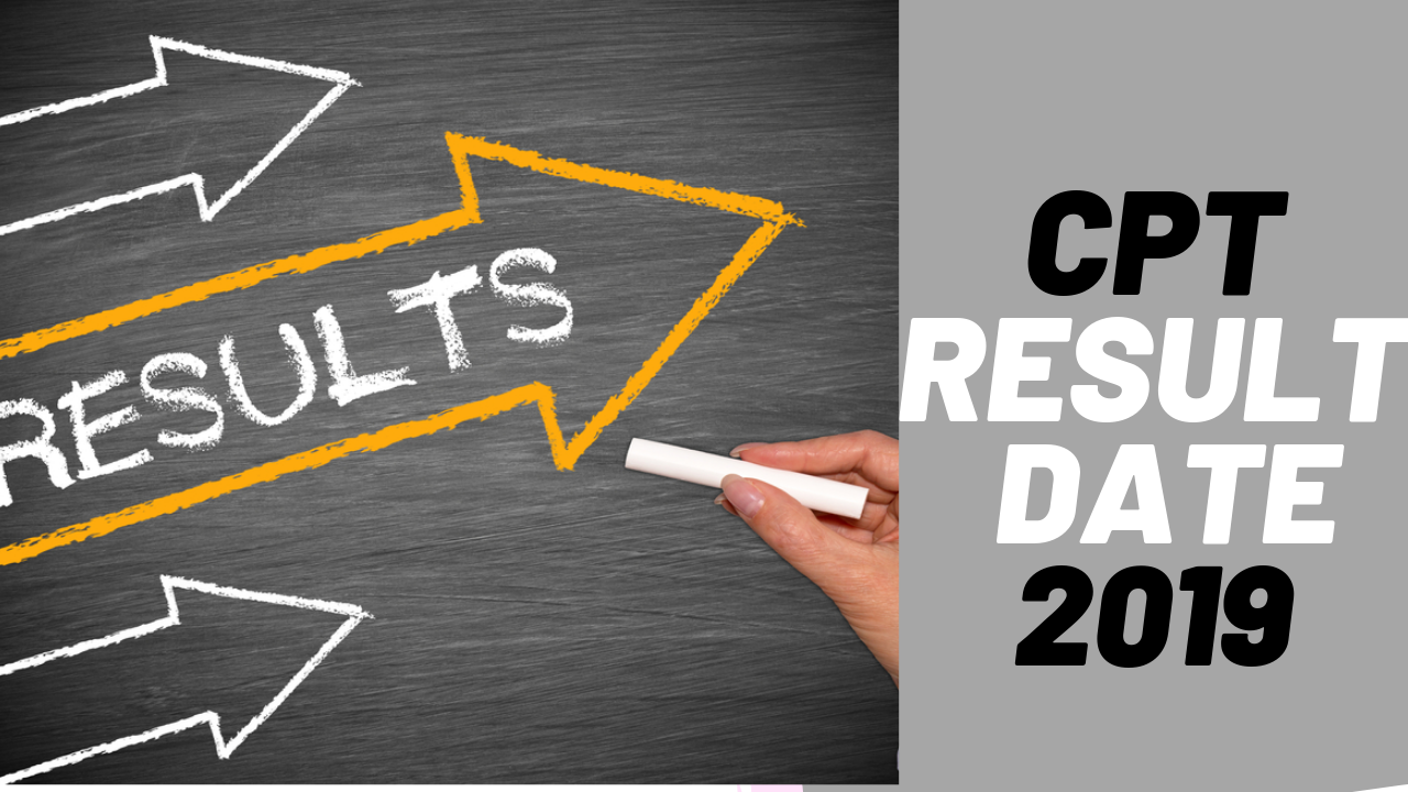 cpt result date 2019