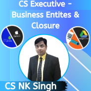 CS Executive -Business Entites & Closure