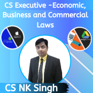 CS Executive -Economic, Business and Commercial Laws