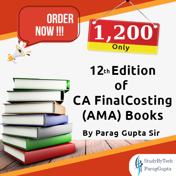 CA Final books for old course