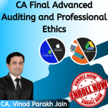 CA Final Audit Old & New Classes